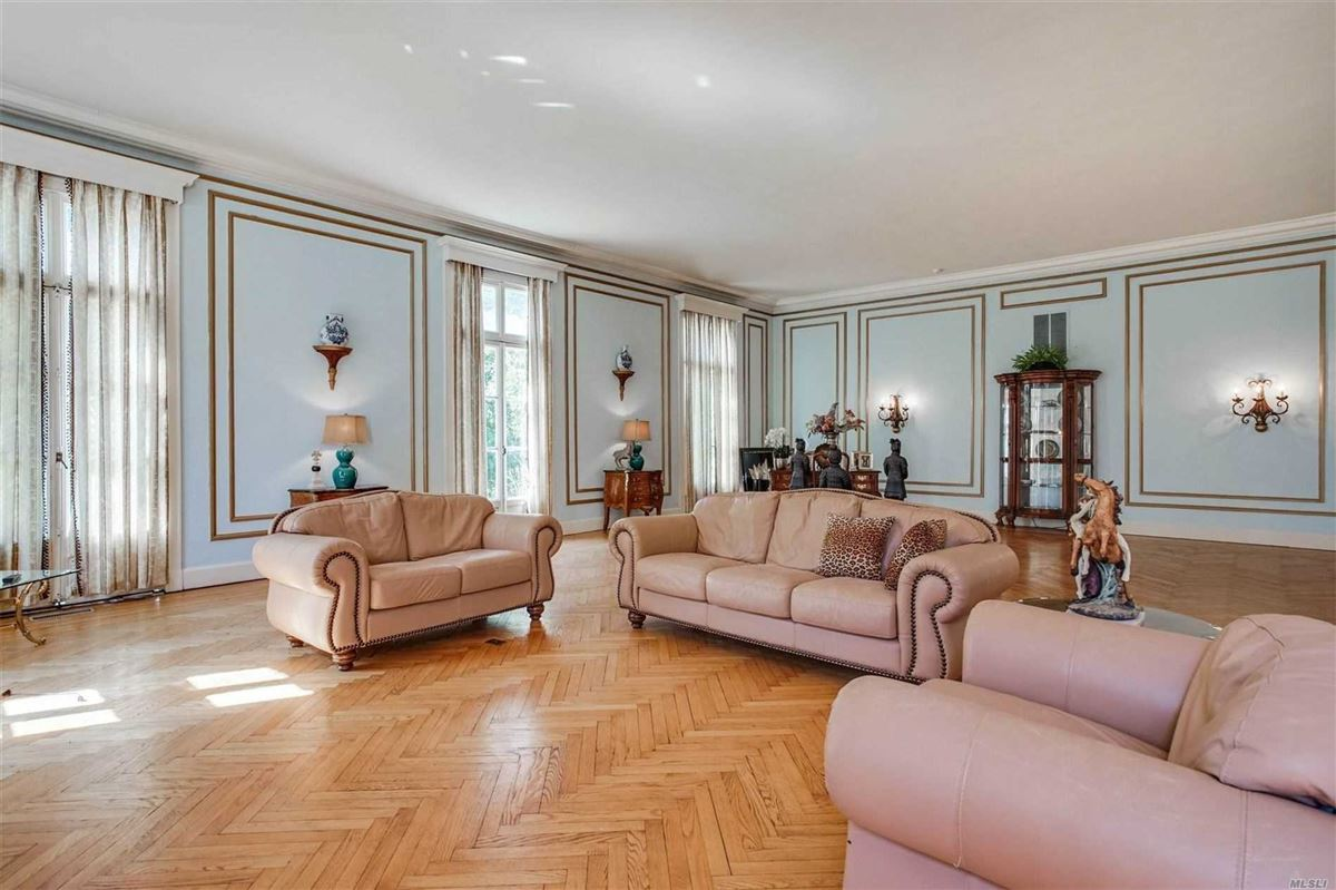 Luxury real estate Stunning All Brick Expansive Estate Home