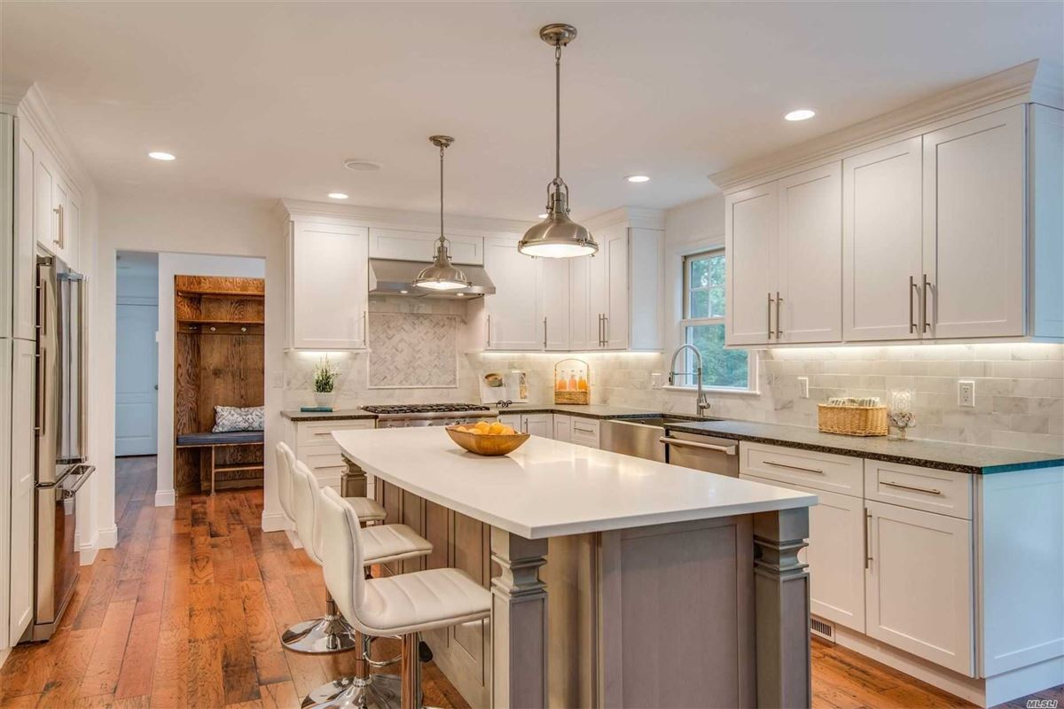 Luxury homes newly renovated with superior high-end custom quality