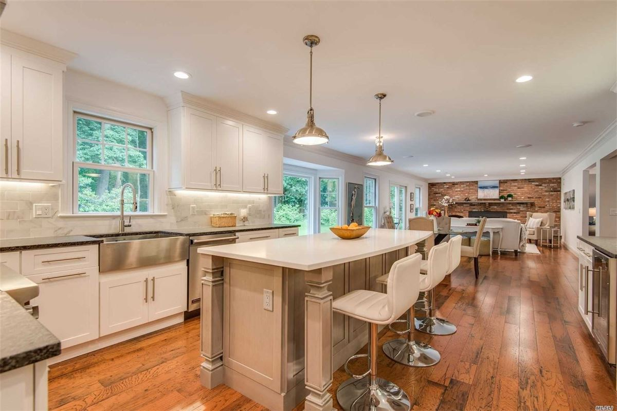 Luxury real estate newly renovated with superior high-end custom quality