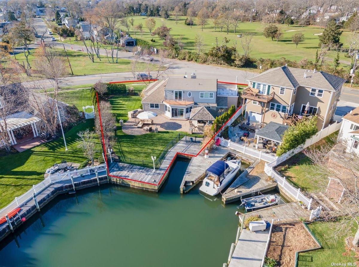 Luxury properties STUNNING waterfront dream home