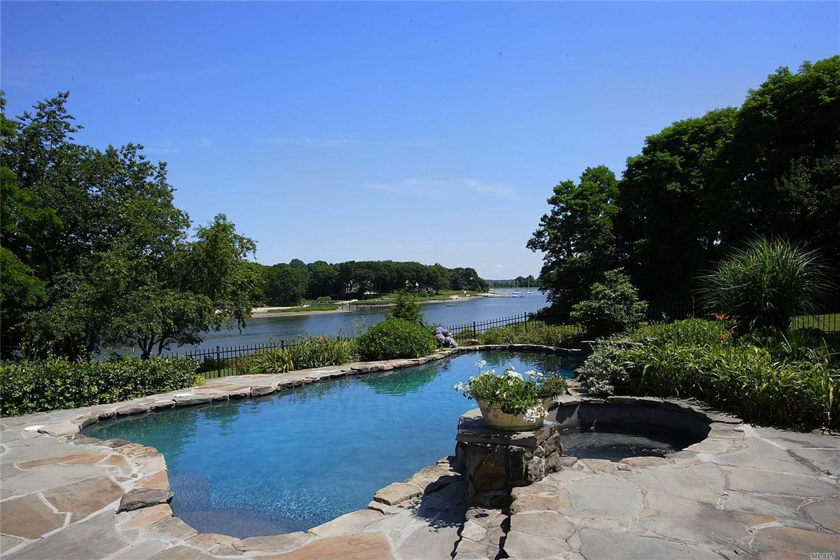 magnificent waterfront on puppy cove luxury homes