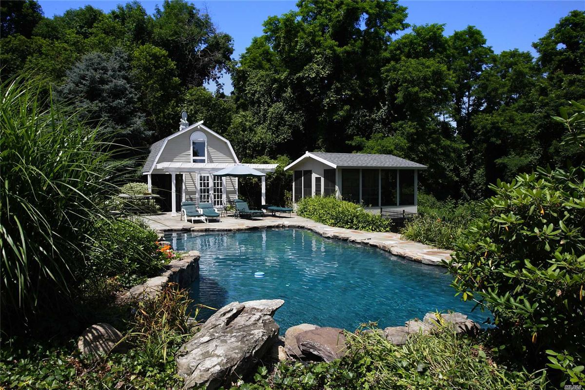 Luxury real estate magnificent waterfront on puppy cove