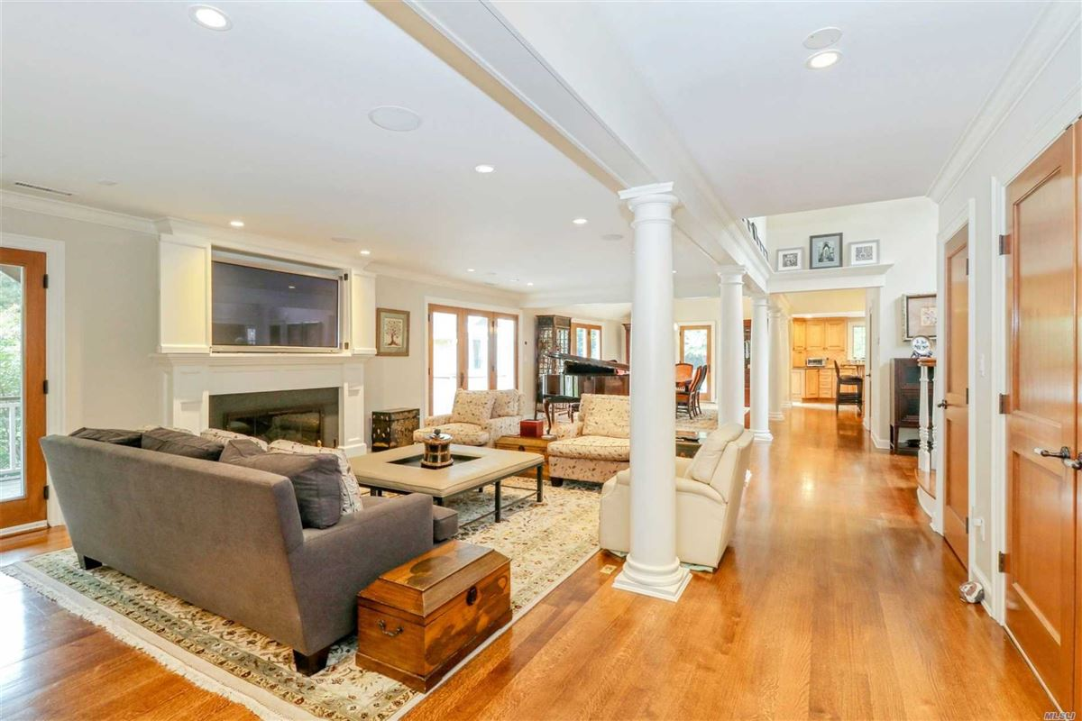 Luxury homes Exceptionally Built Hampton Style Stunner