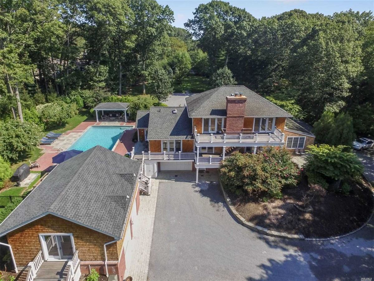 Exceptionally Built Hampton Style Stunner  luxury homes