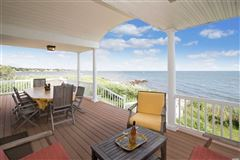 Luxury real estate a Bayfront home with views