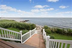 Luxury properties a Bayfront home with views