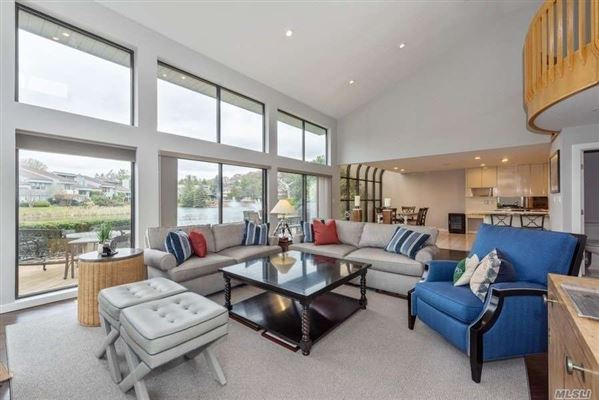 most desirable Cypress end unit with waterfront views luxury real estate