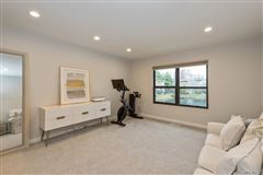 Luxury real estate most desirable Cypress end unit with waterfront views