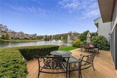 Luxury properties most desirable Cypress end unit with waterfront views