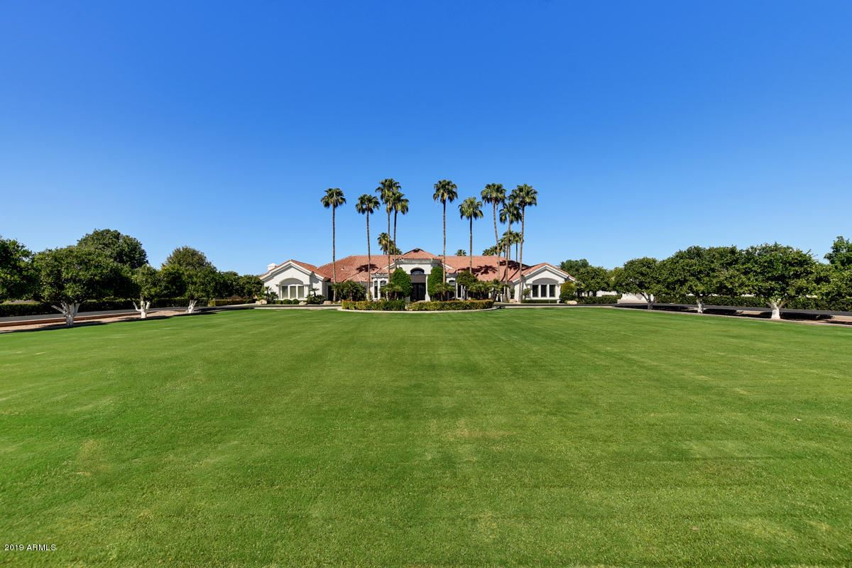 Exceptionally rare gated Citrus estate luxury real estate