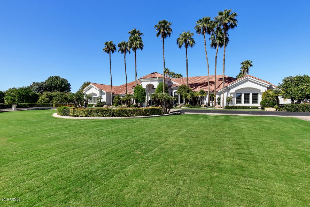 Exceptionally rare gated Citrus estate luxury properties