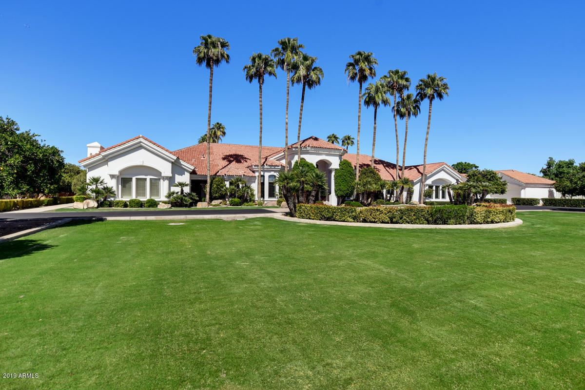 Exceptionally rare gated Citrus estate mansions