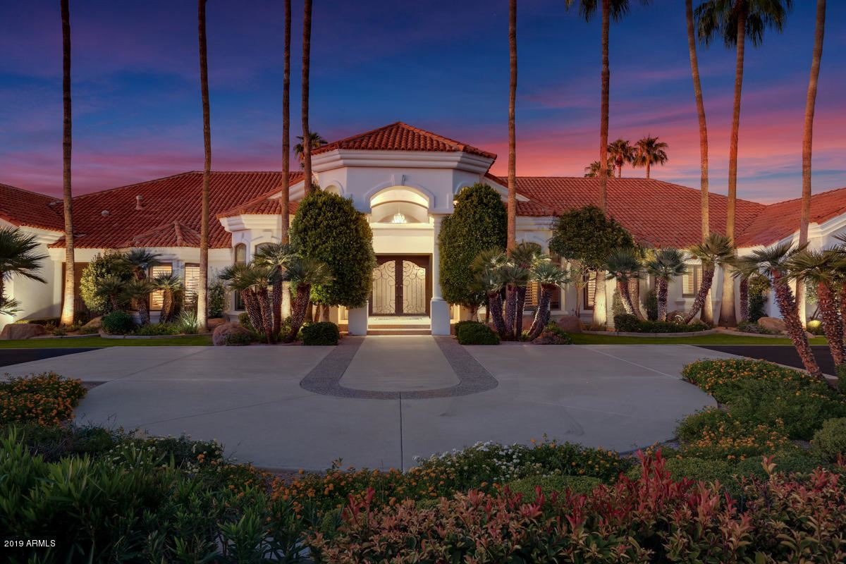 Luxury homes in Exceptionally rare gated Citrus estate