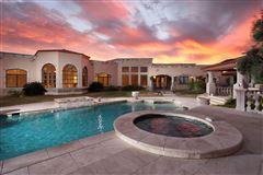 Luxury homes Spanish Mediterranean beauty