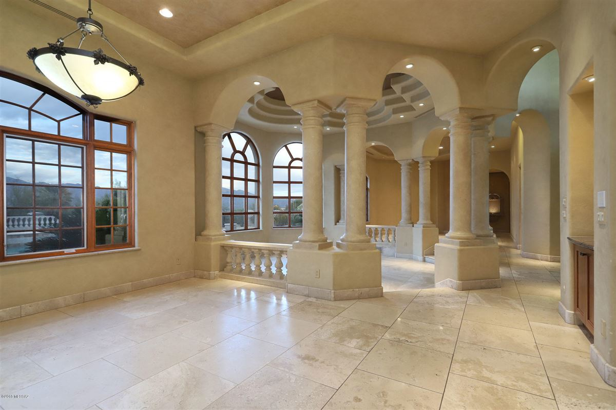 Luxury real estate Spanish Mediterranean beauty