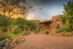 Luxury properties dramatic Southwestern contemporary