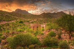Luxury properties dramatic Southwestern contemporary