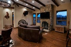 Luxury homes ranch living in a private setting