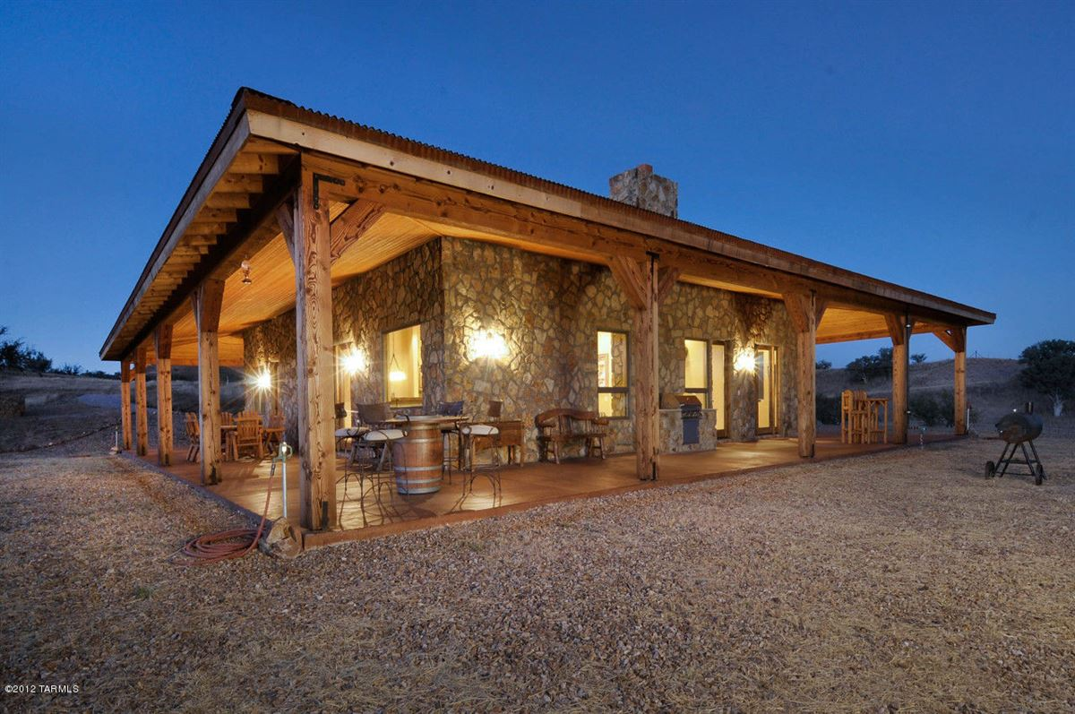ranch living in a private setting luxury properties