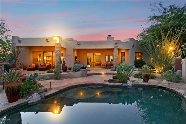 SPECTACULAR CUSTOM HOME IN TUCSON | Arizona Luxury Homes | Mansions For  Sale | Luxury Portfolio