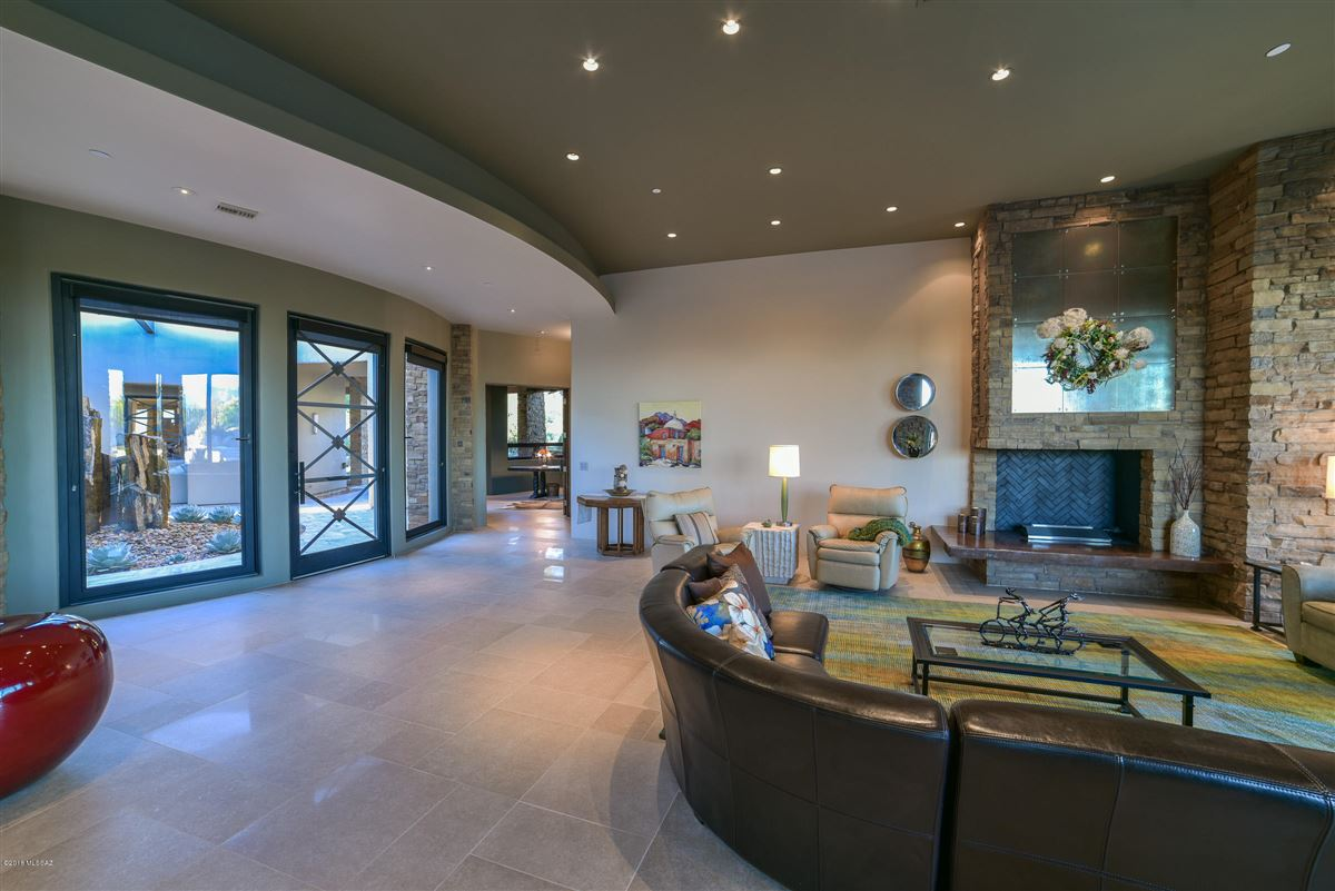 Mansions stunning soft contemporary home