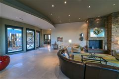Luxury homes stunning soft contemporary home