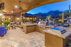 Tuscan masterpiece in marana luxury real estate