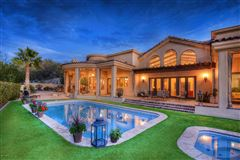 Luxury properties outstanding Spanish Colonial Revival style home