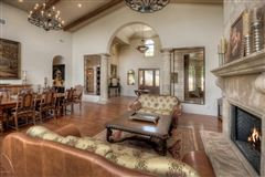 Luxury homes in outstanding Spanish Colonial Revival style home