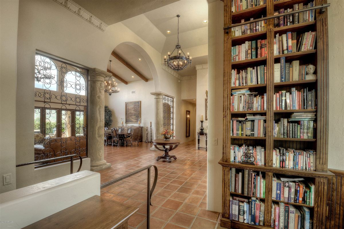 Luxury real estate outstanding Spanish Colonial Revival style home
