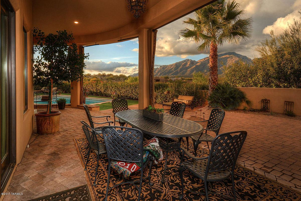 Luxury homes outstanding Spanish Colonial Revival style home