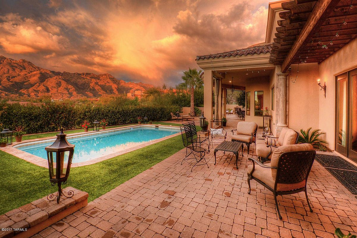 outstanding Spanish Colonial Revival style home luxury homes