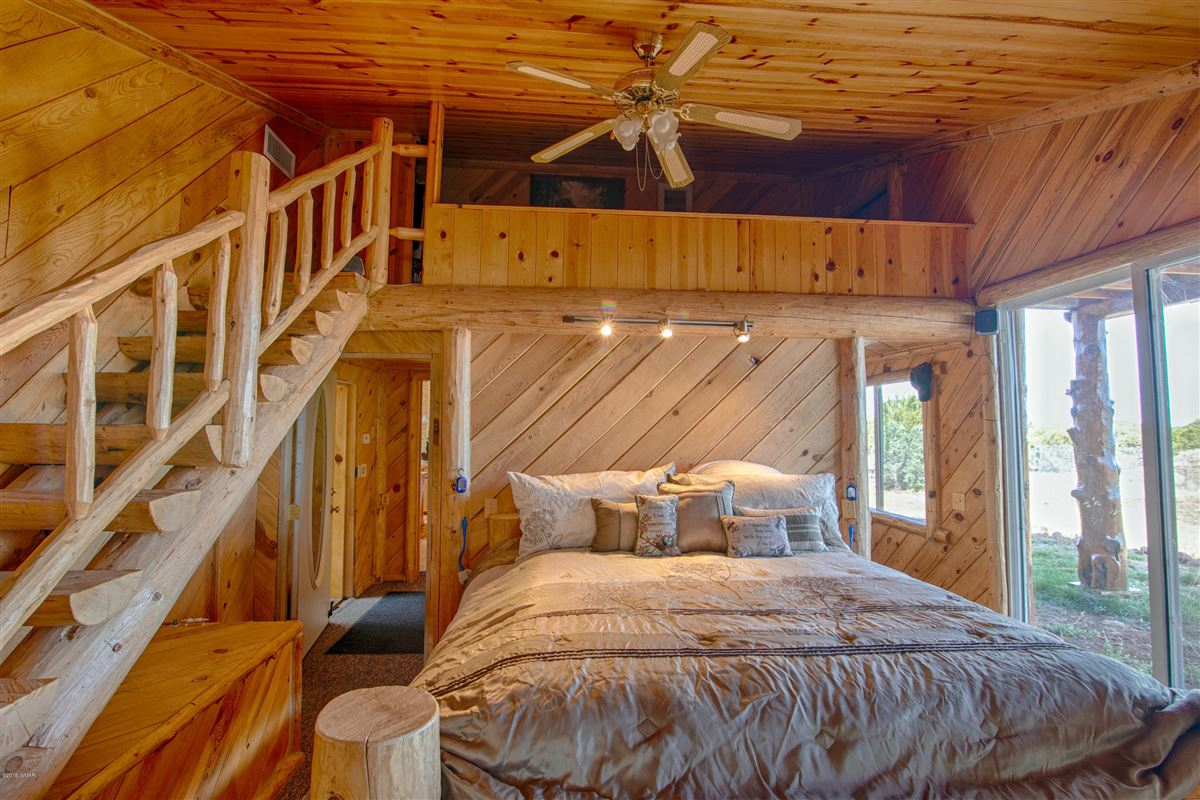remarkable log cabin home on 35 acres luxury properties