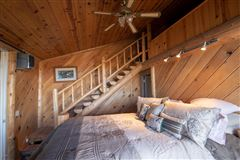 remarkable log cabin home on 35 acres luxury homes
