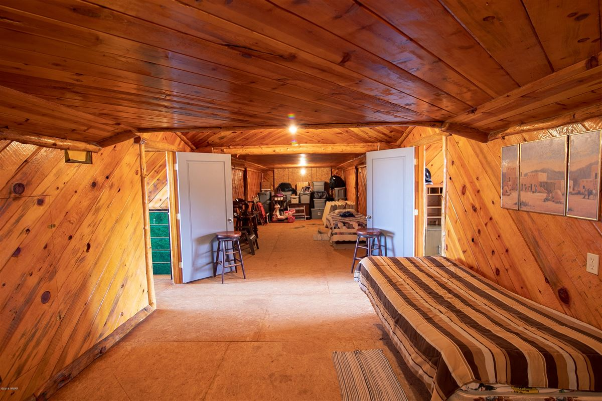 Luxury homes in remarkable log cabin home on 35 acres