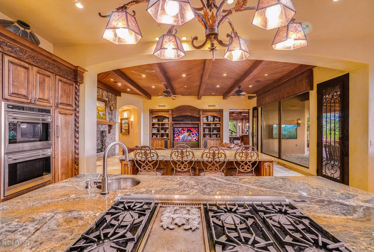 Luxury homes in Premier foothills property