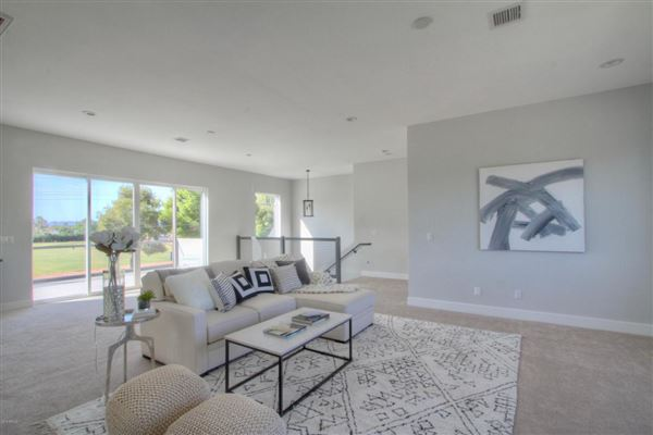 Luxury real estate Brand new home in Arcadia