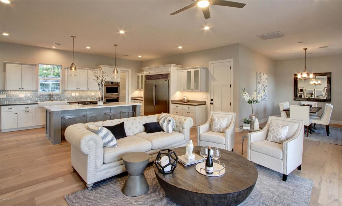 Brand new home in Arcadia luxury homes