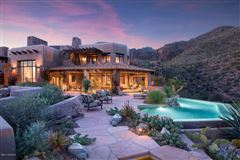 Luxury homes An Exclusive Estate With Mountain And Valley Views