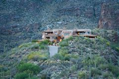 An Exclusive Estate With Mountain And Valley Views luxury homes