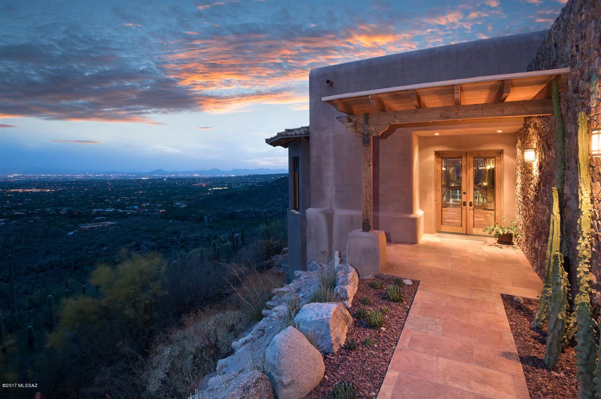 Luxury real estate An Exclusive Estate With Mountain And Valley Views