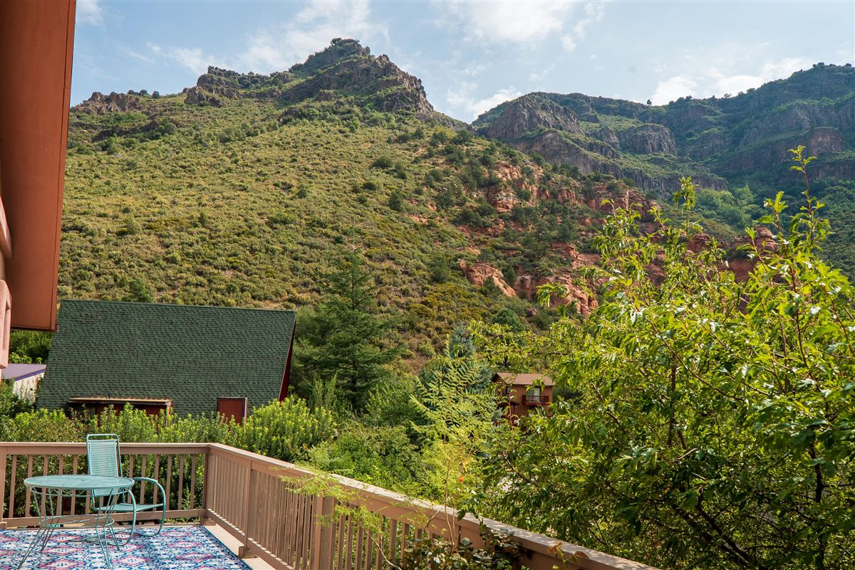Luxury real estate Gorgeous creek location offers the perfect blend of tranquility andcharm