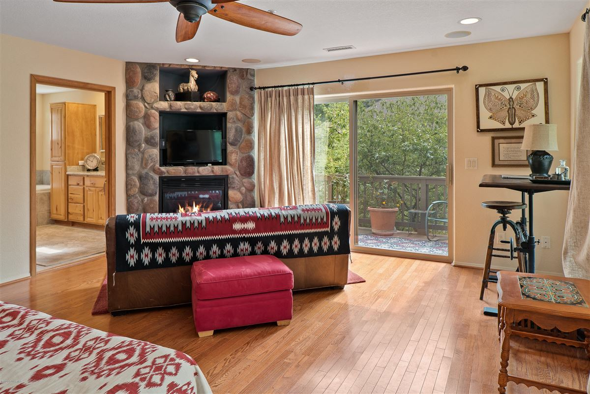 Luxury properties Gorgeous creek location offers the perfect blend of tranquility andcharm