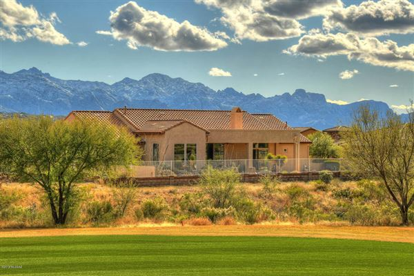IMMACULATE HOME IN THE PRESERVE AT SADDLEBROOKE | Arizona Luxury Homes |  Mansions For Sale | Luxury Portfolio