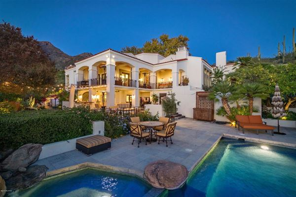 Charming SENSITIVE AND AMBITIOUS RESTORATION | Arizona Luxury Homes | Mansions For  Sale | Luxury Portfolio