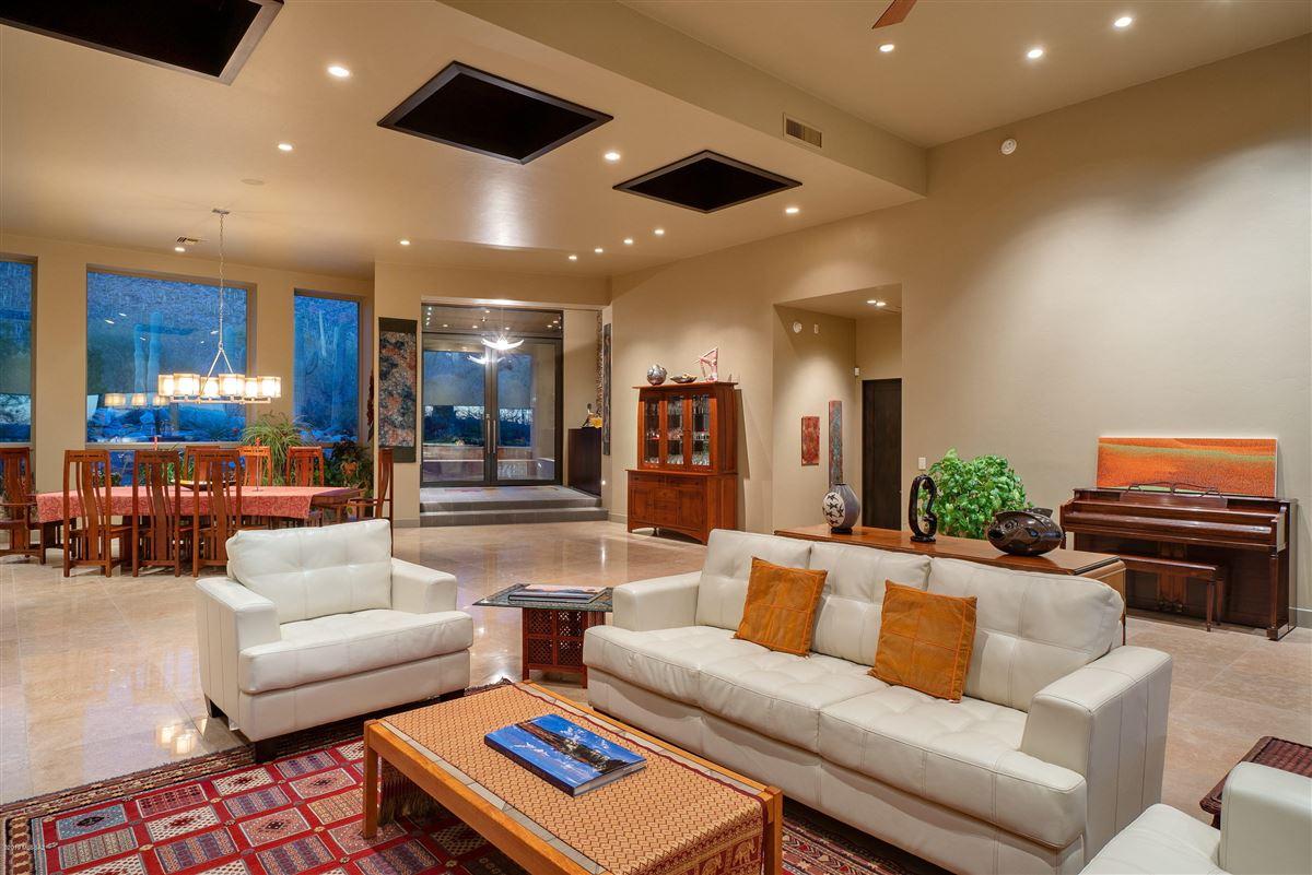 exclusive neighborhood of The Canyons luxury homes