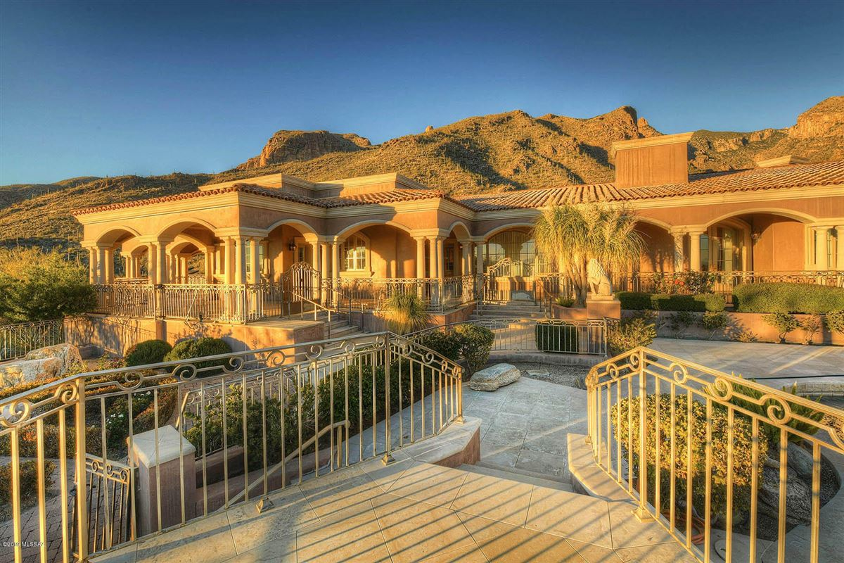 a Fabulous mansion in tucson mansions