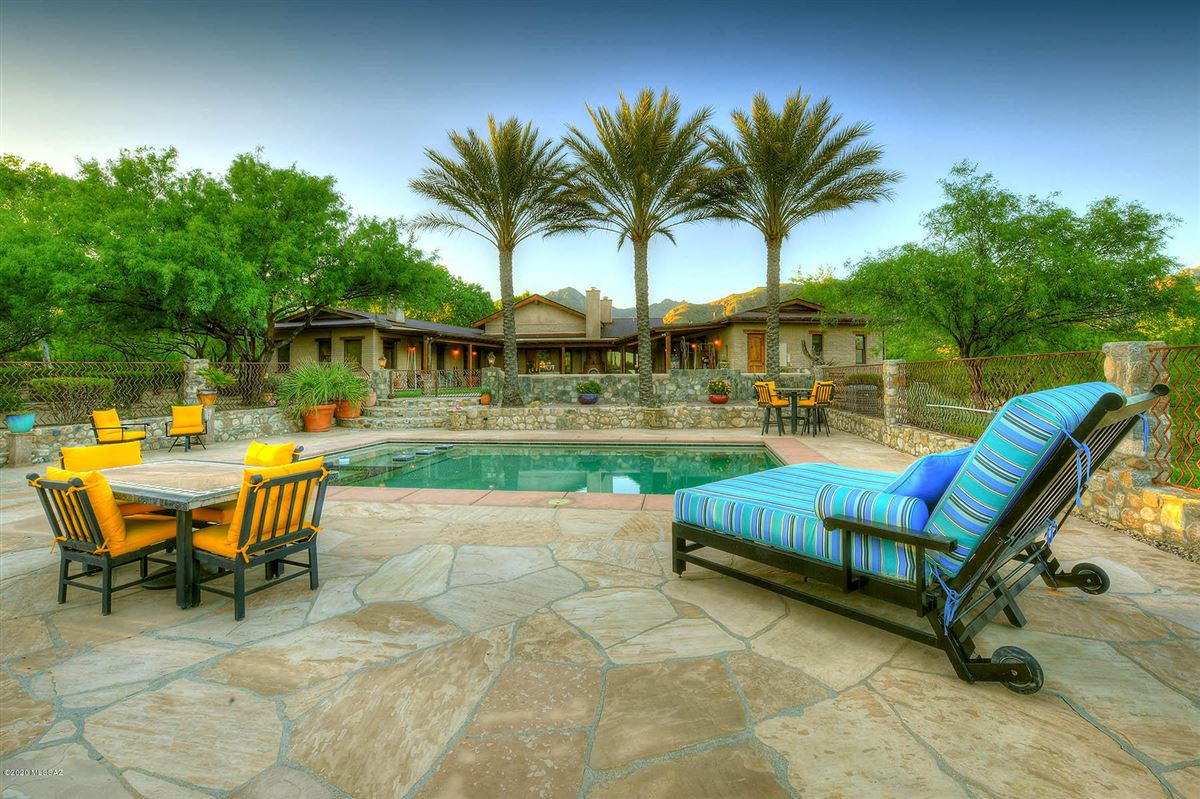 gorgeous luxury adobe home on 22 lush acres in tucson luxury real estate