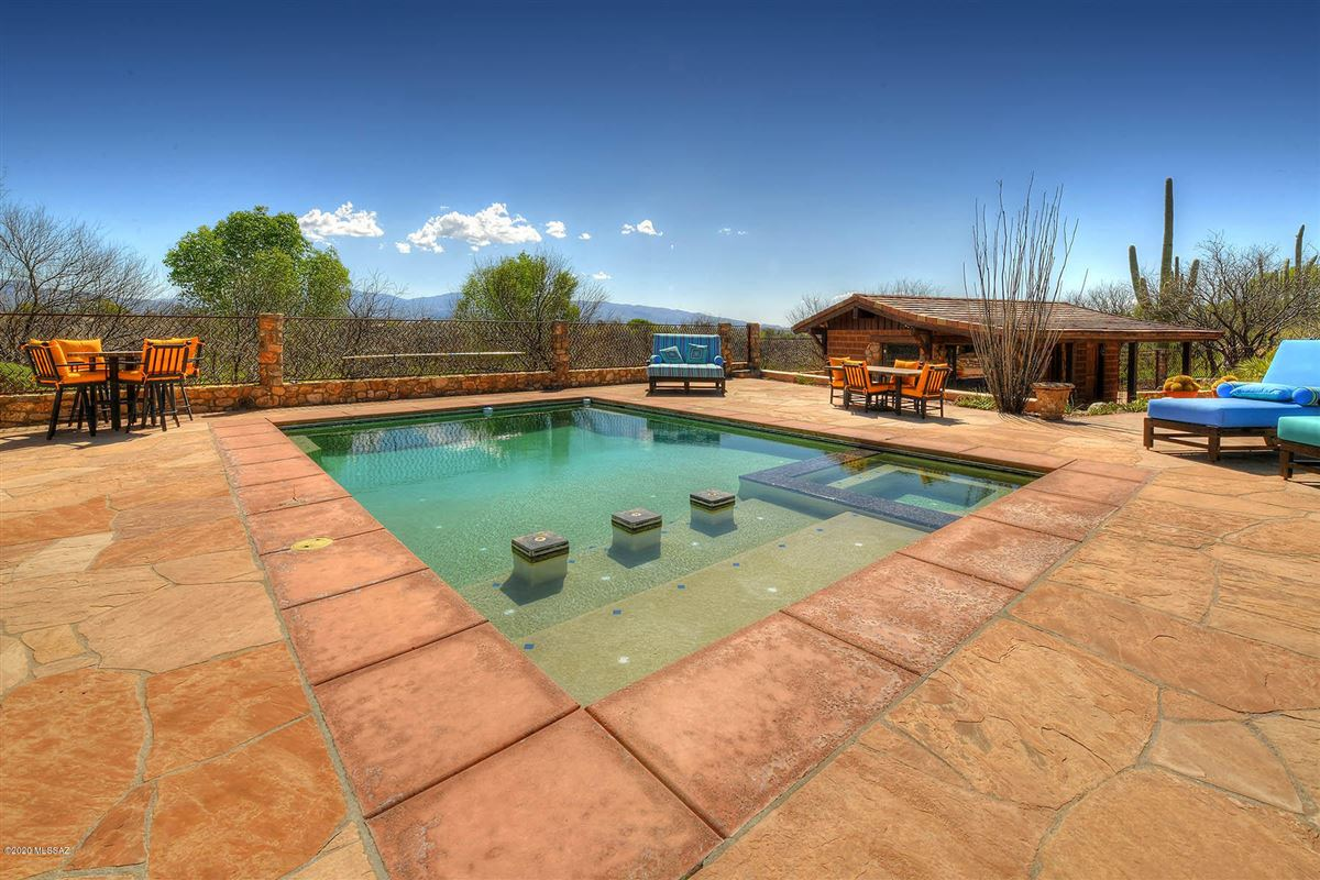 Luxury properties gorgeous luxury adobe home on 22 lush acres in tucson