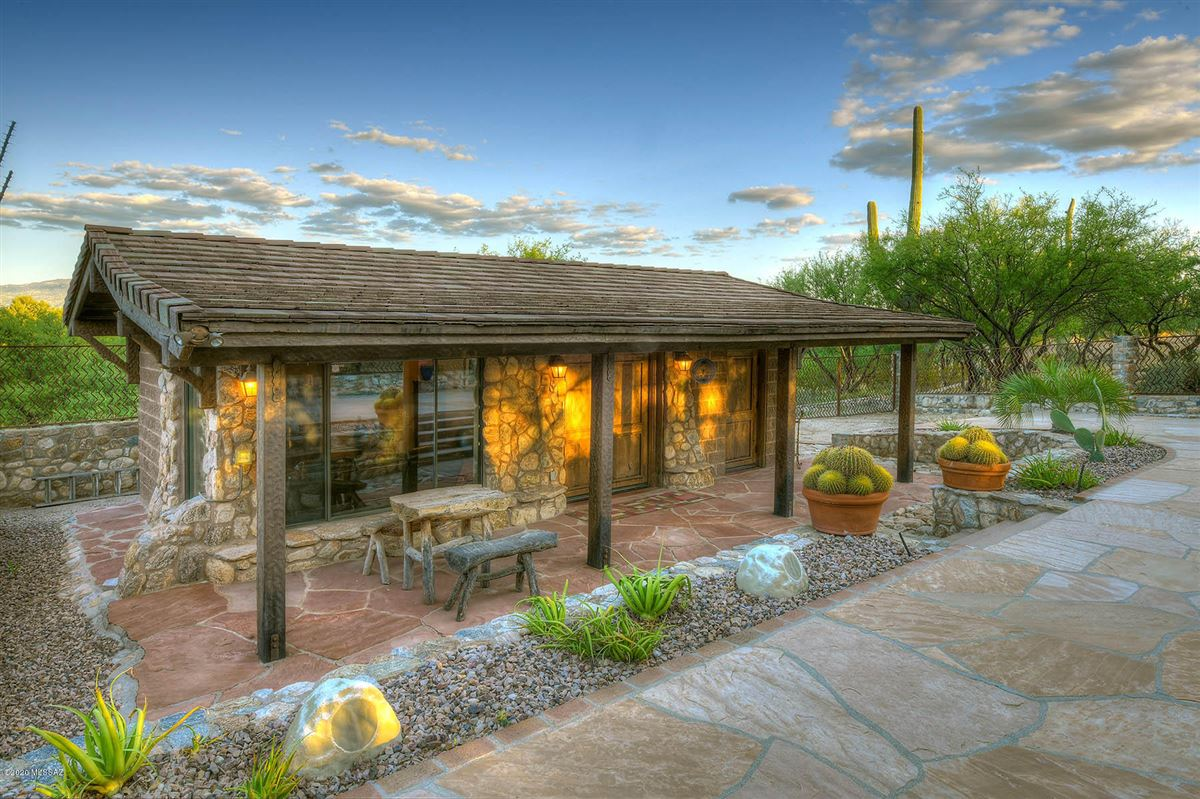gorgeous luxury adobe home on 22 lush acres in tucson luxury properties